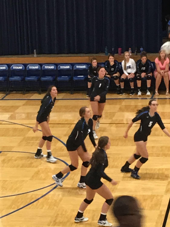 Twin River Public Schools - Girls Varsity Volleyball