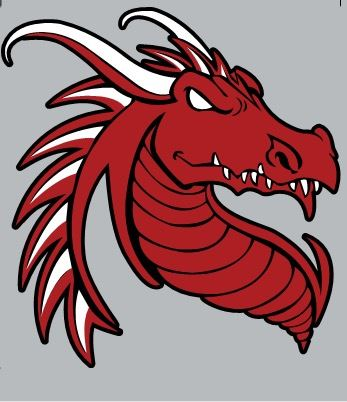 East High School -  Dragons Varsity Football