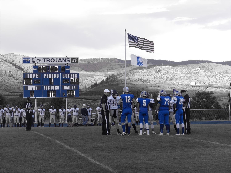 Manson High School - Boys Varsity Football