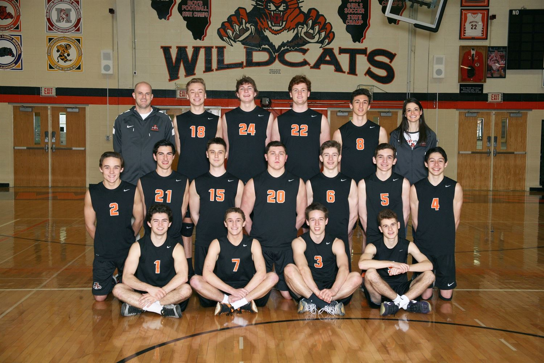 Libertyville High School - Boys Varsity Volleyball