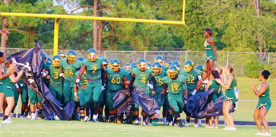 Pine Forest High School - Boys Varsity Football
