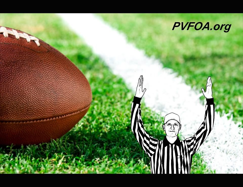 PVFOA - Mens Varsity Football