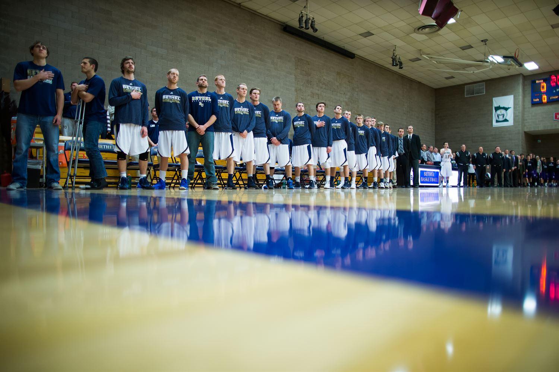 Bethel University - Mens Varsity Basketball