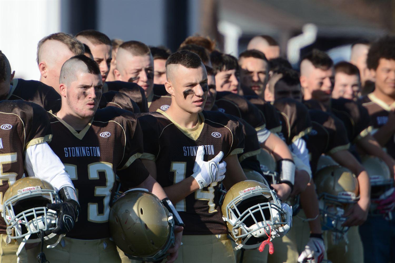 Stonington High School - Boys Varsity Football