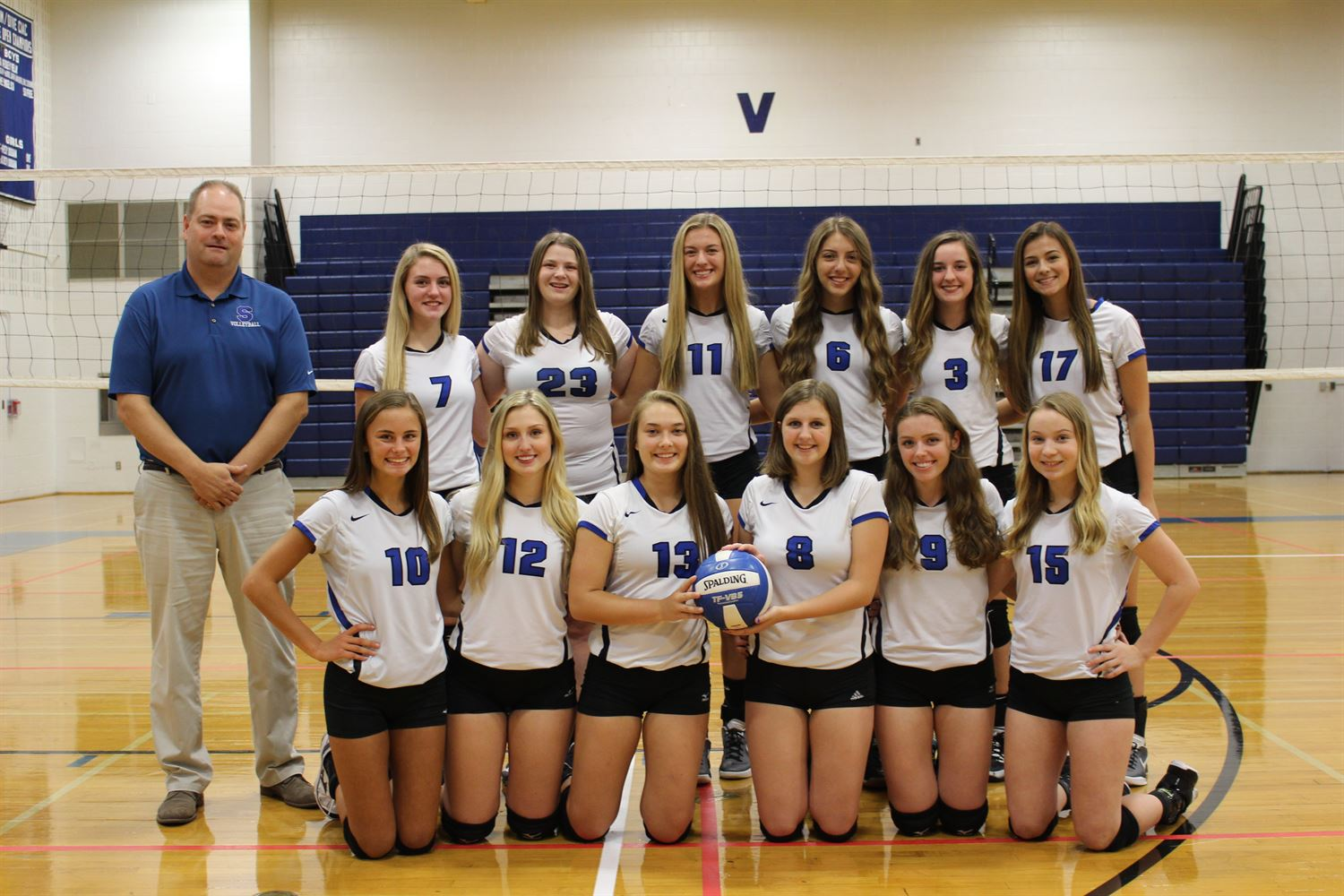 Southington High School - Girls Varsity Volleyball