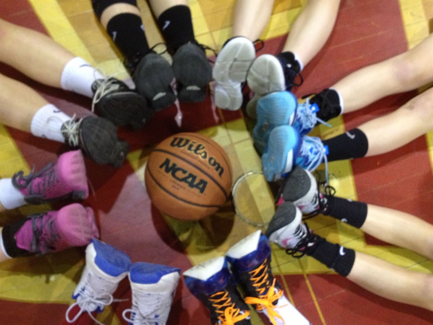 Archbishop Spalding High School - ASHS Girls Varsity Basketball