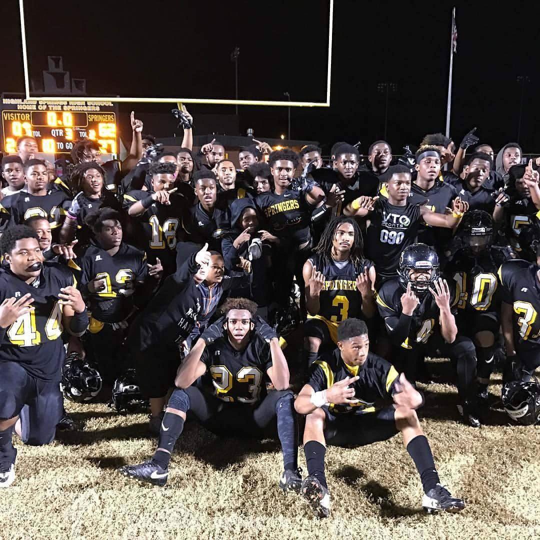 Highland Springs High School - JV Football