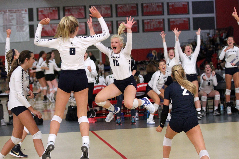 Lake Country Lutheran High School - Girls' Varsity Volleyball