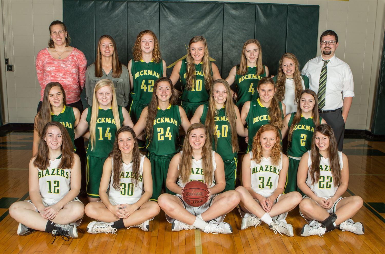 Beckman High School - Girls Basketball