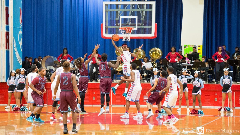 Rich Central High School - Varsity Boys Basketball