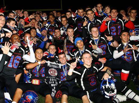 Clayton Valley Charter High School - Boys Varsity Football