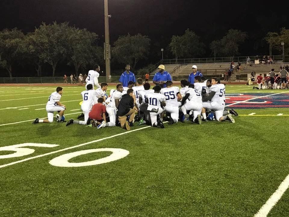 Palm Glades Academy - Boys' Varsity Football
