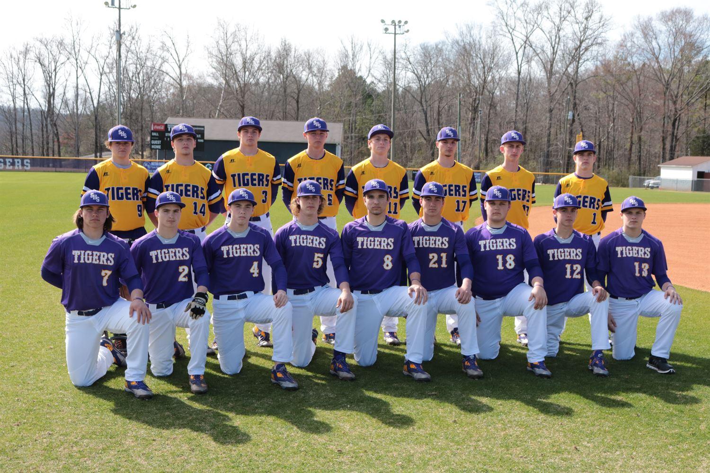 Springville High School - Boys' Varsity Baseball