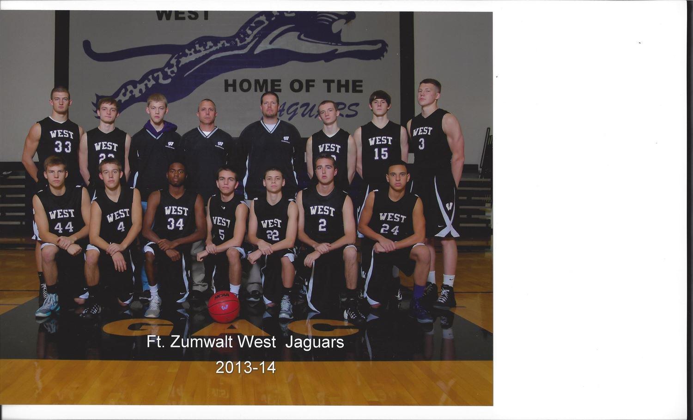 Fort Zumwalt West High School - Boys Varsity Basketball