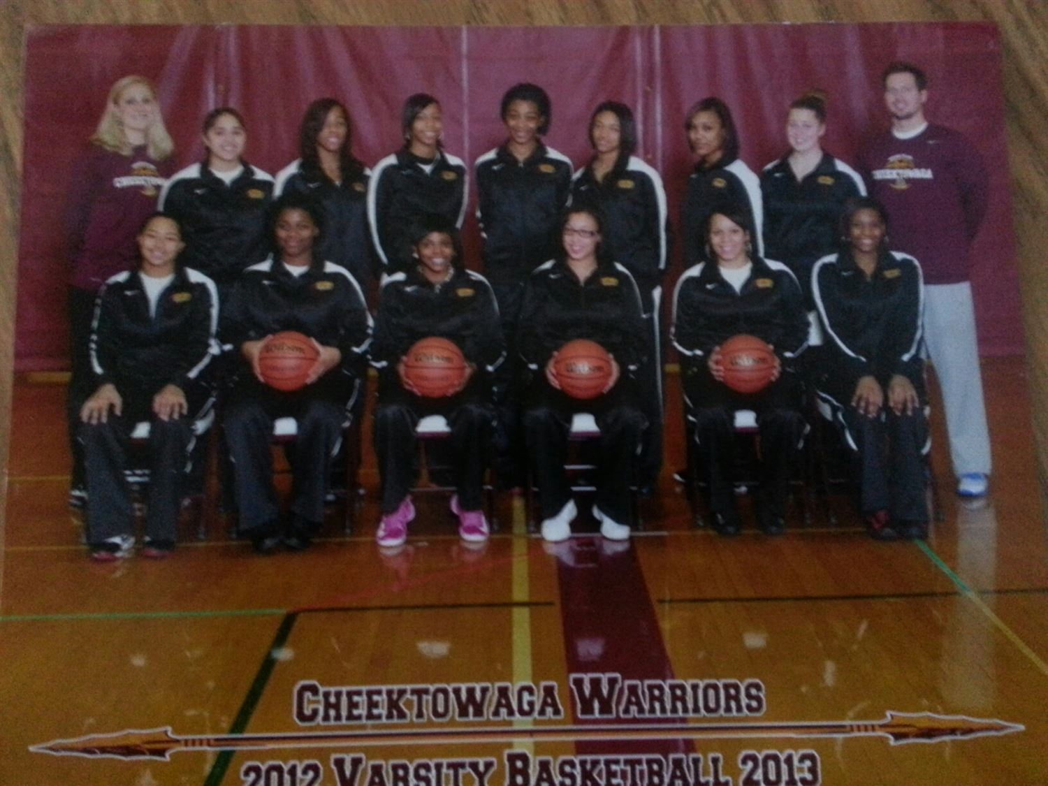 Cheektowaga Warriors - Girls Varsity