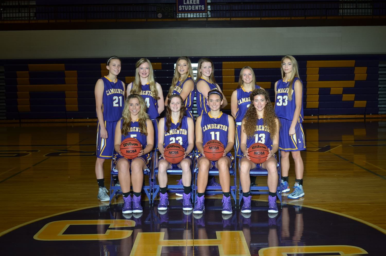 Camdenton High School - Girls' Varsity Basketball - New Platform