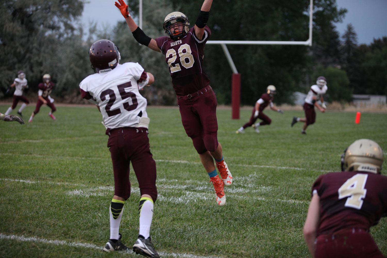 Bridger High School - Boys' Varsity Football