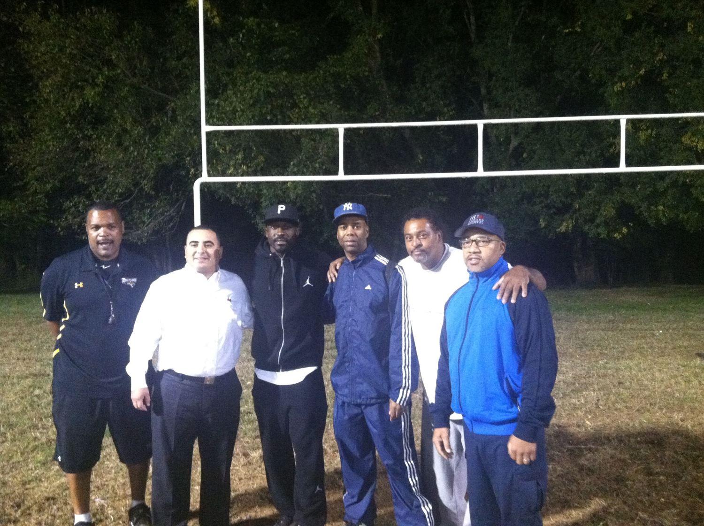 Coaches Nation Athletics - Phil Wilson Athletes Football