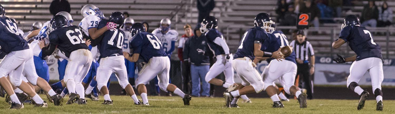 Harrisonburg High School - Freshman Football