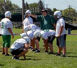 Allen Park High School - Allen Park JV Football