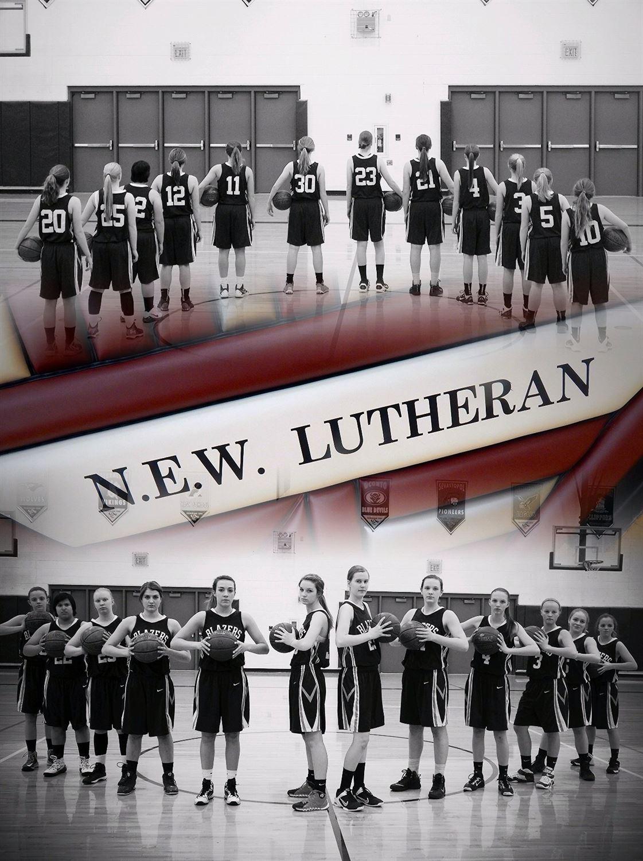 Northeastern Wisconsin Lutheran High School - Girls Varsity Basketball
