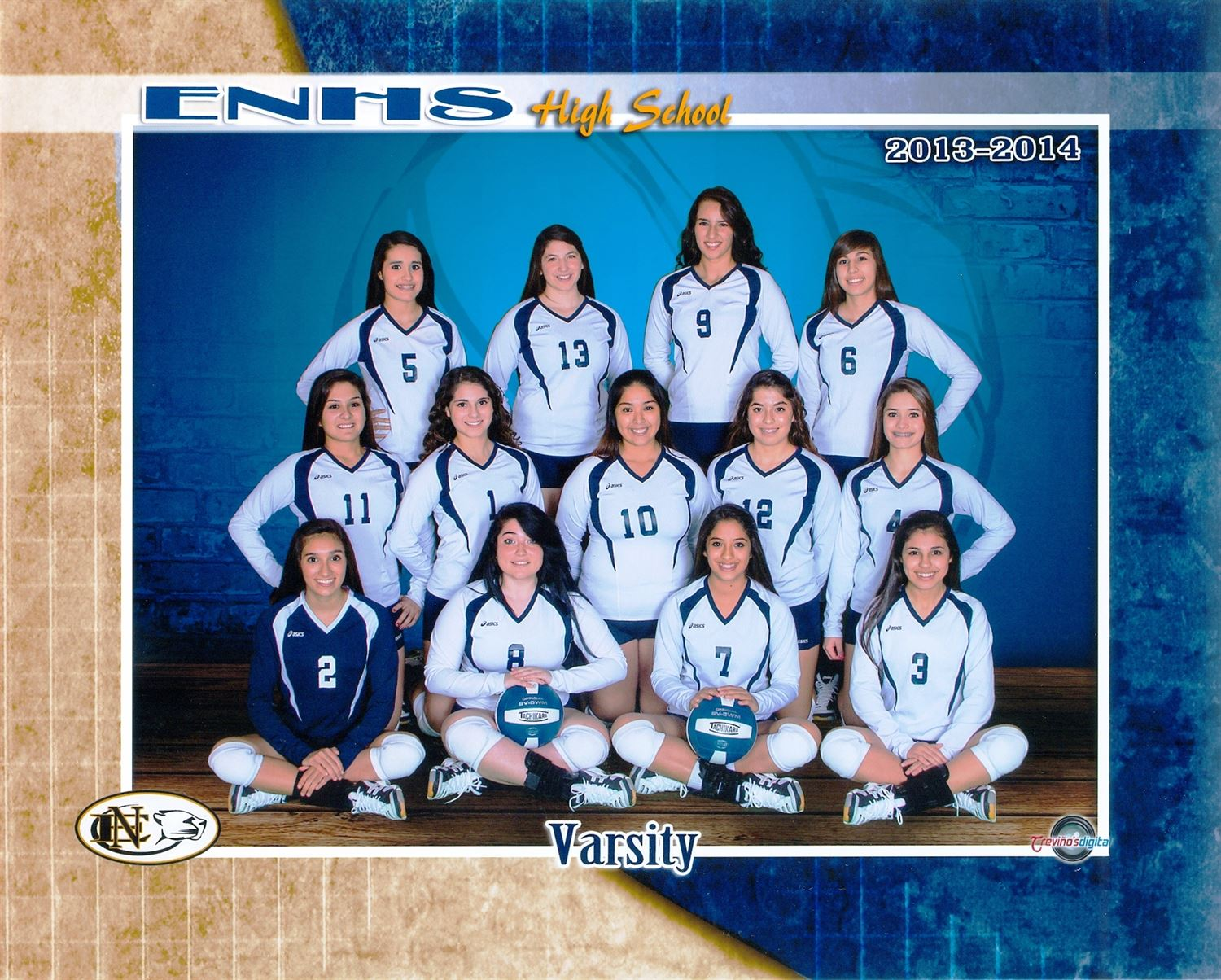 Edinburg North High School - Varsity Volleyball