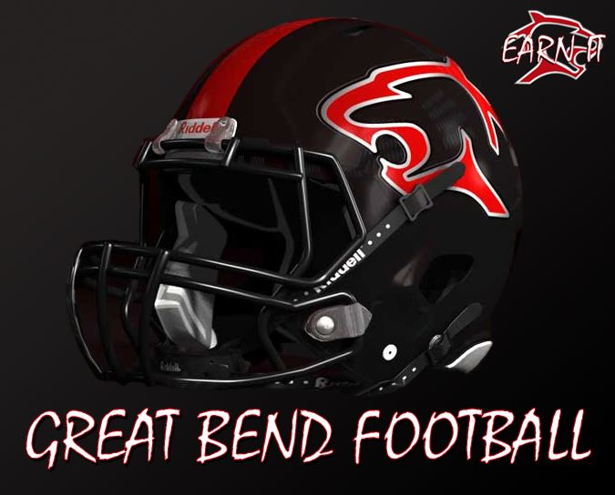 Great Bend High School - Boys Varsity Football