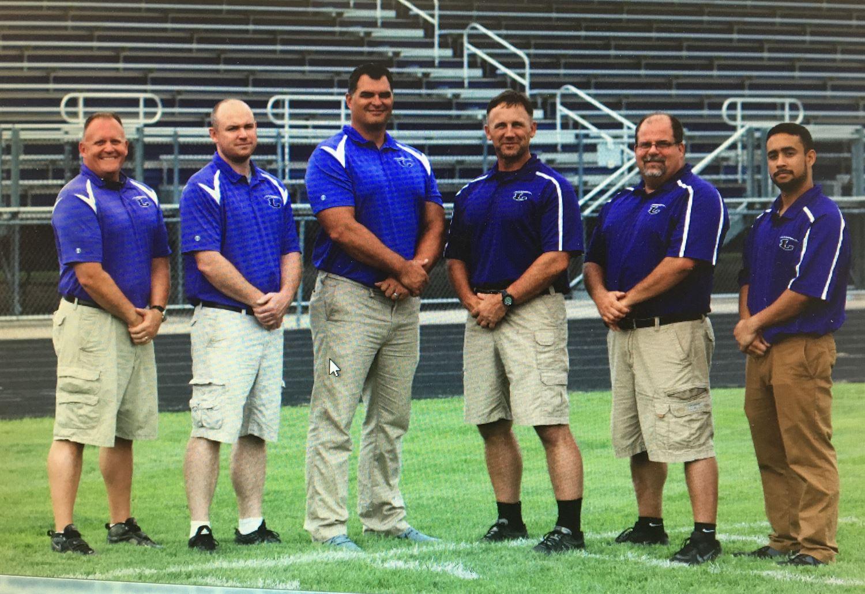 Battle Creek Lakeview High School - Boys JV Football