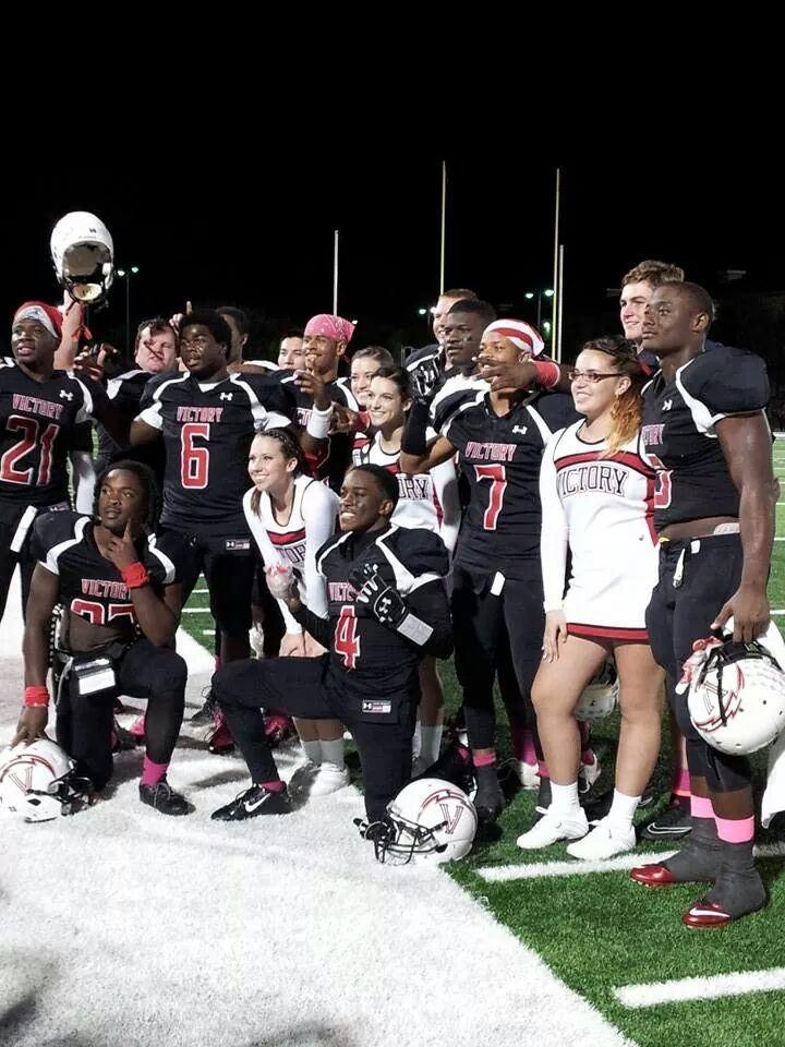 Victory Christian Academy - Boys Varsity Football