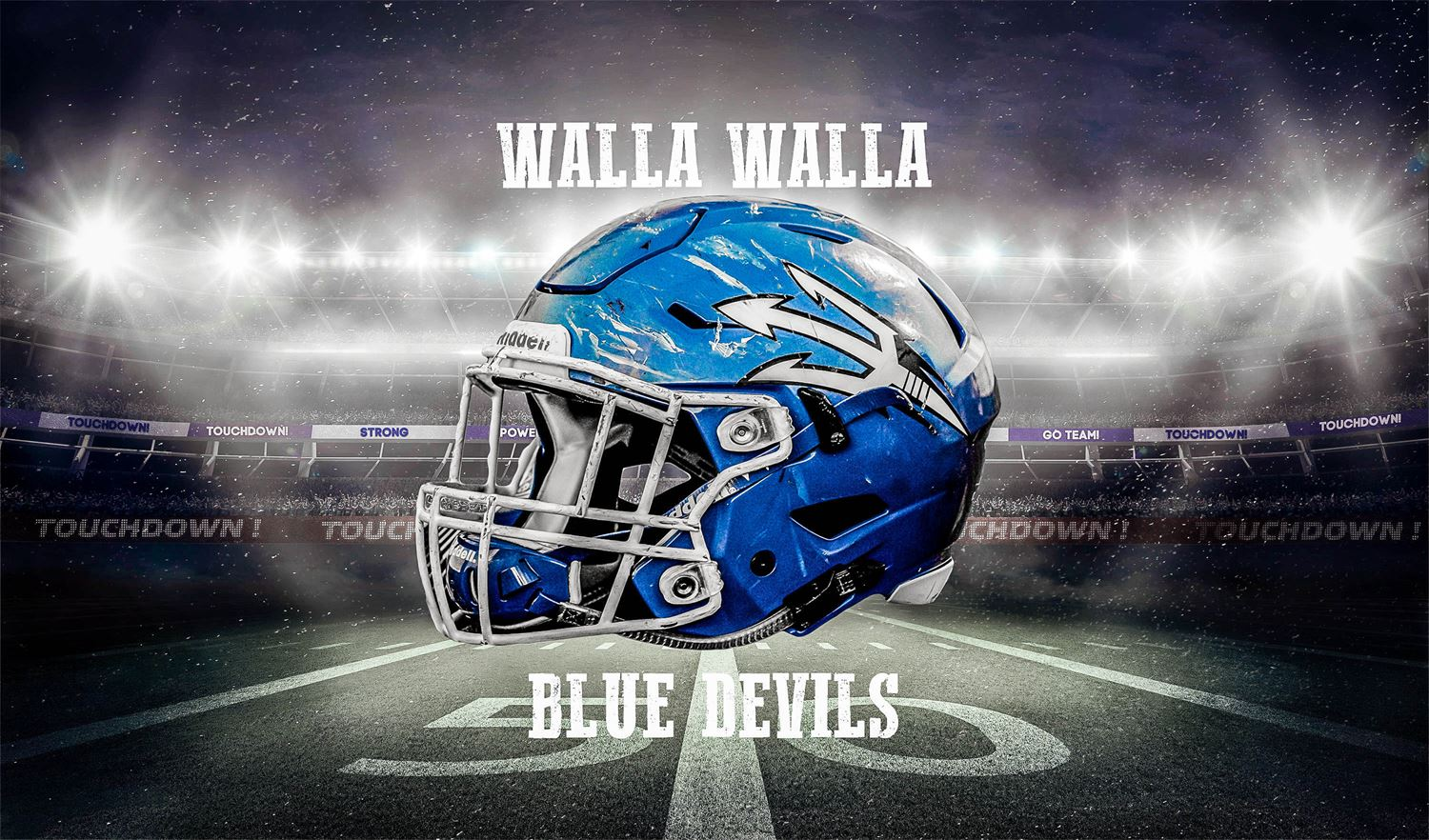 Walla Walla High School - Frosh Football