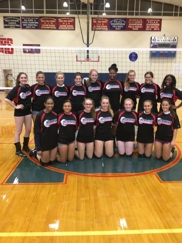 McMahon High School - Girls' Varsity Volleyball