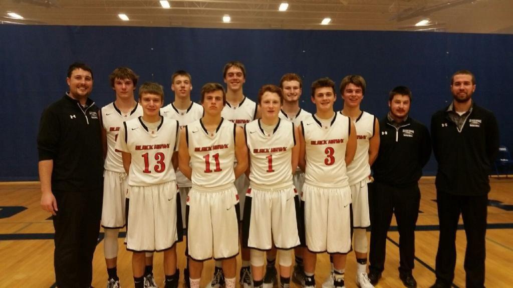 Black Hawk High School - Boys' Varsity Basketball
