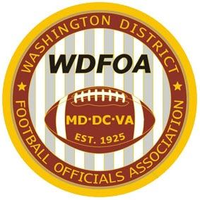 Washington District Football Officials Association - WDFOA Football