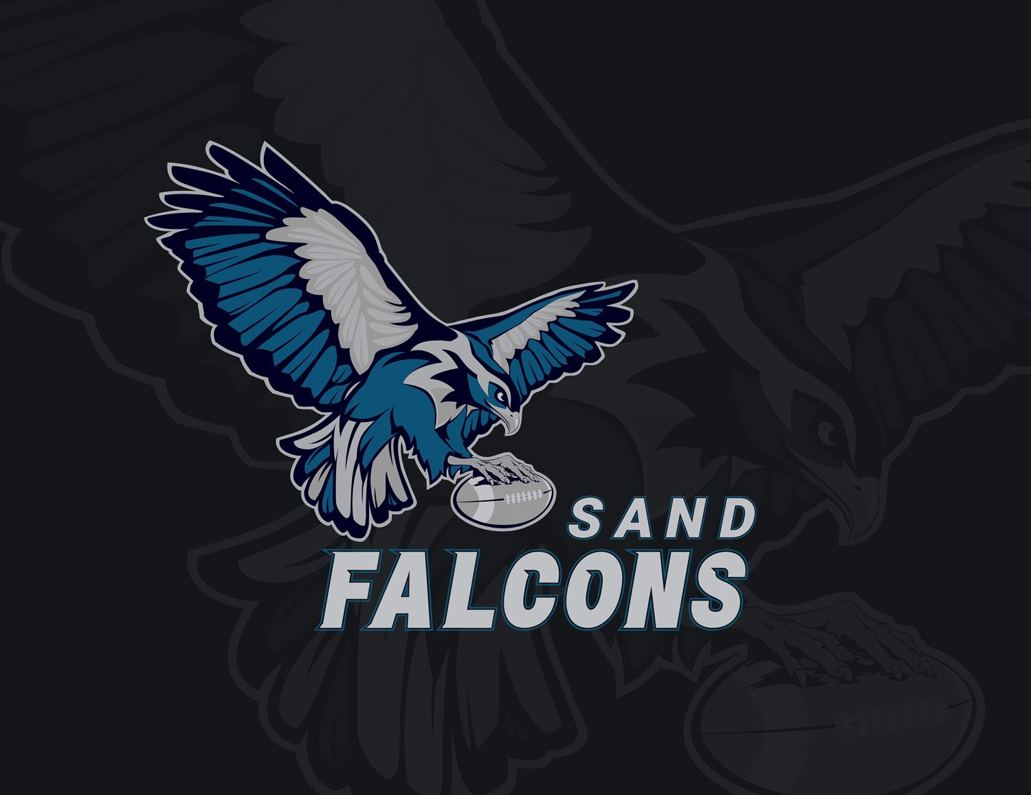 Sand Falcons - Seniors