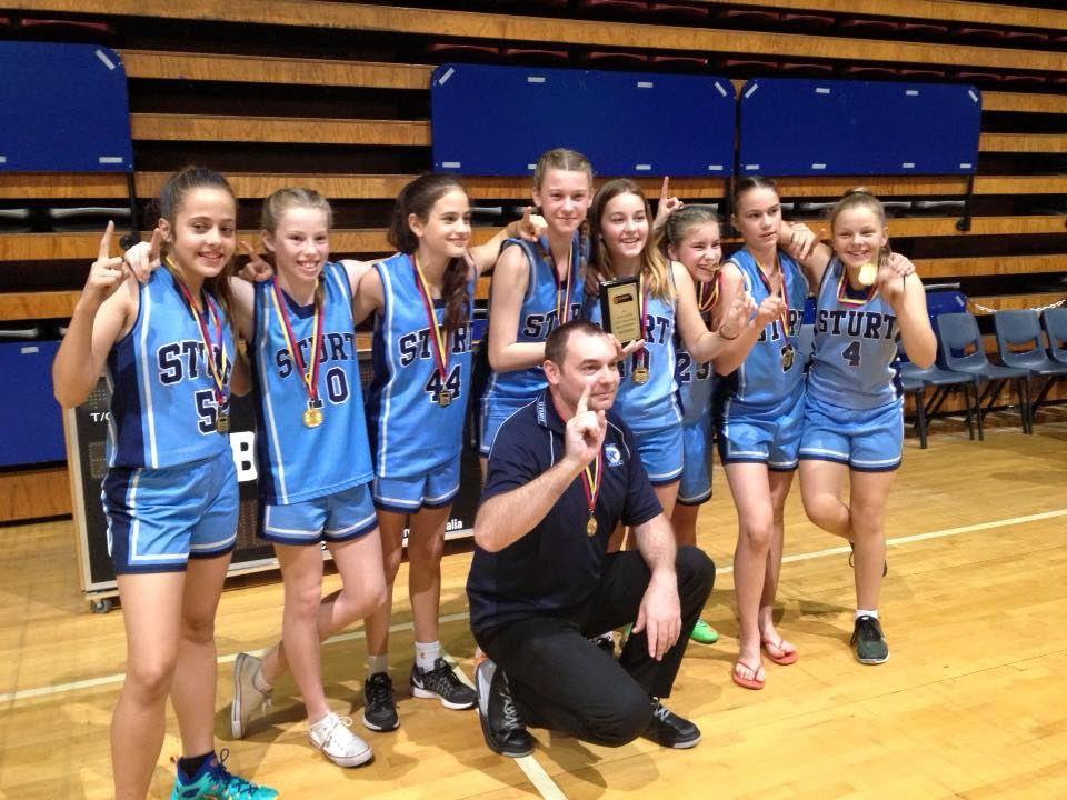 Sturt Sabres Basketball Club - Sabers U14 Girls Div1