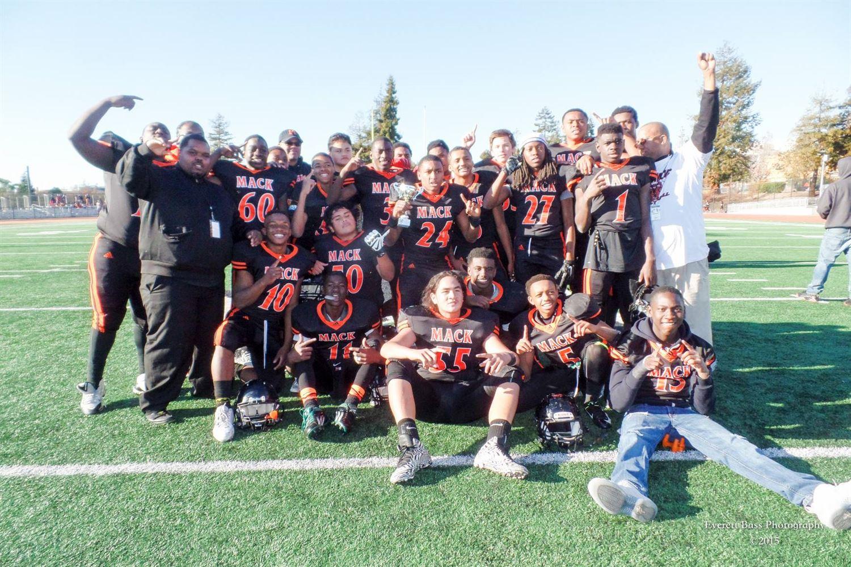 McClymonds High School - Boys' JV Football