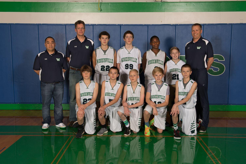 Woodinville Select - Woodinville 7th Grade Boys Basketball