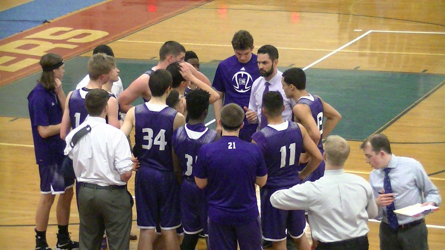 Nashua High School South - Boys' Varsity Basketball