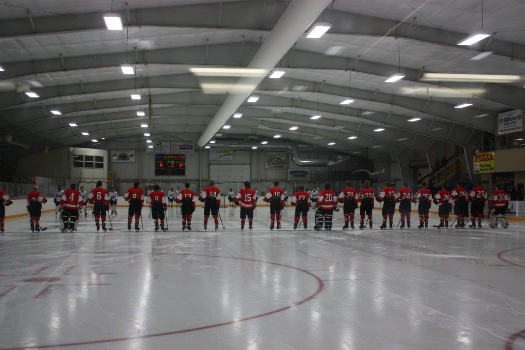 Amery High School - Boys' Varsity Ice Hockey