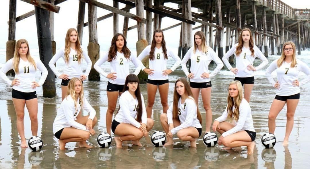 Ontario Christian High School - Lady Knights Volleyball