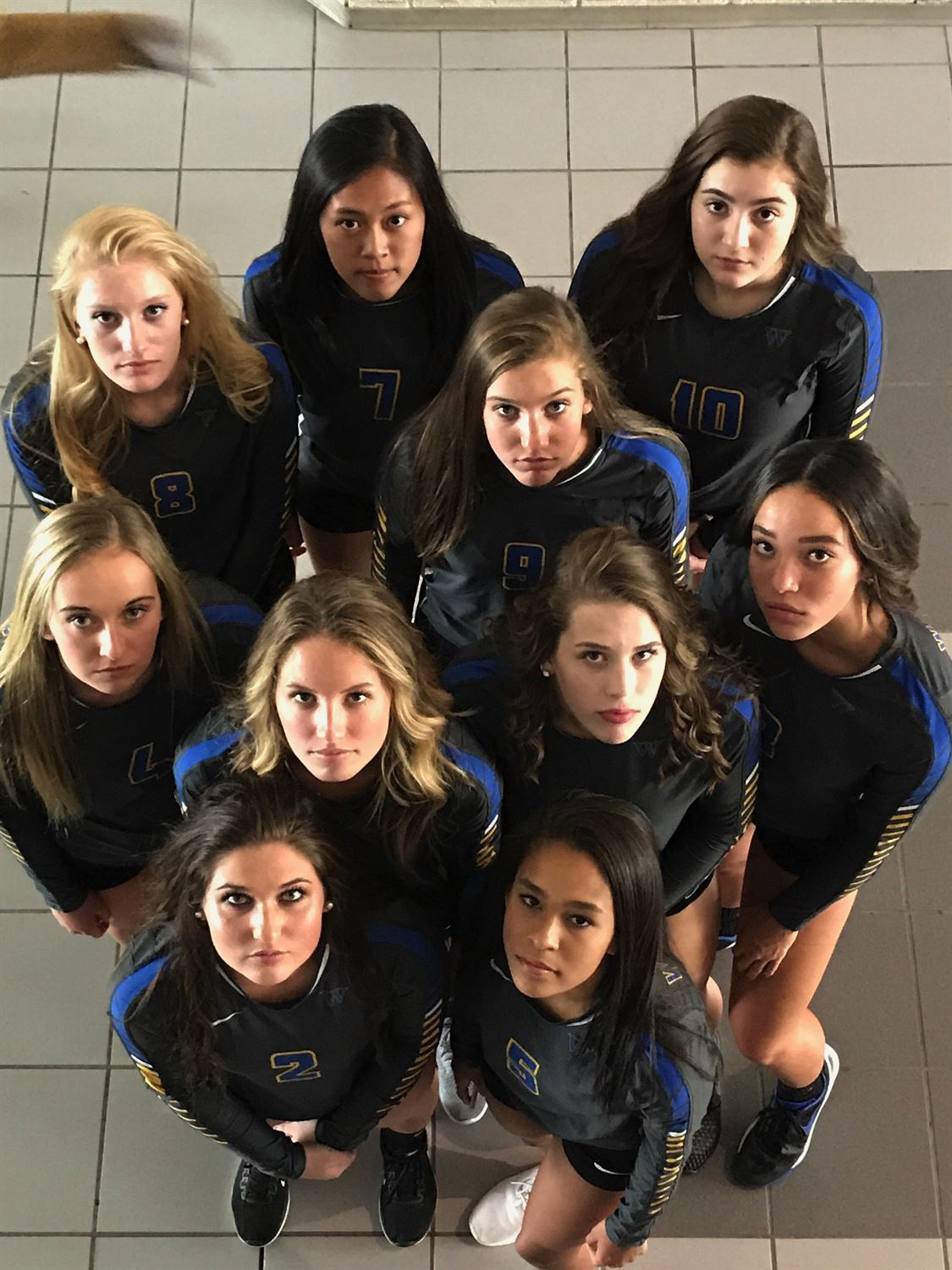 Wooster High School - Wooster Volleyball