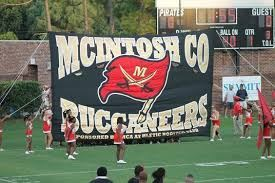 McIntosh County Academy High School - Varsity Football