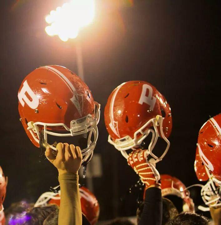 Parkersburg High School - Boys Varsity Football