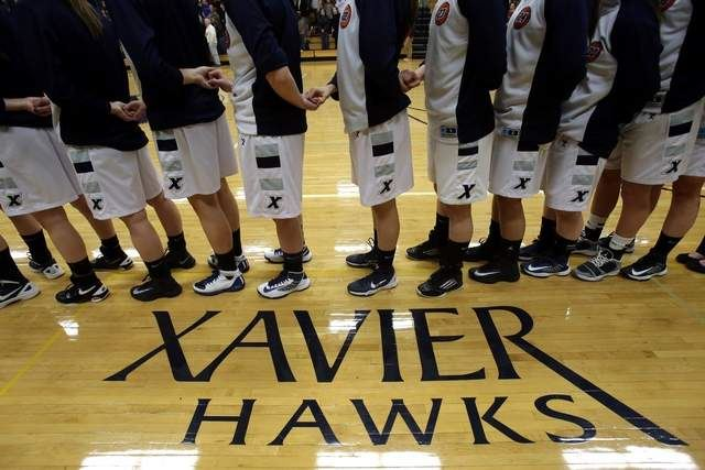 Xavier High School - Girls Varsity Basketball
