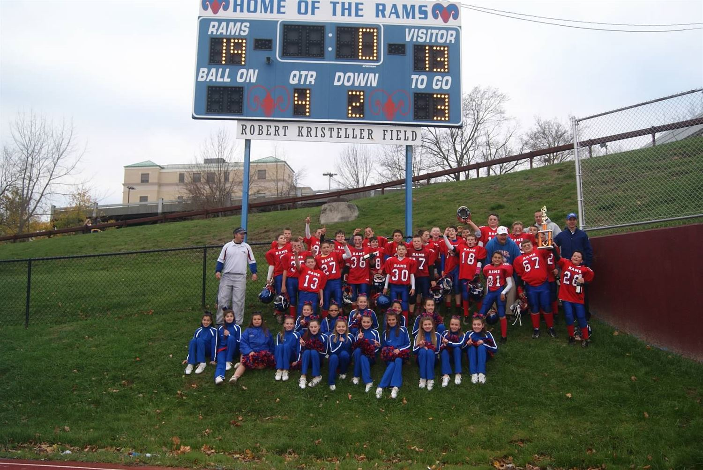 Carmel Rams Youth Football - Class of 2025