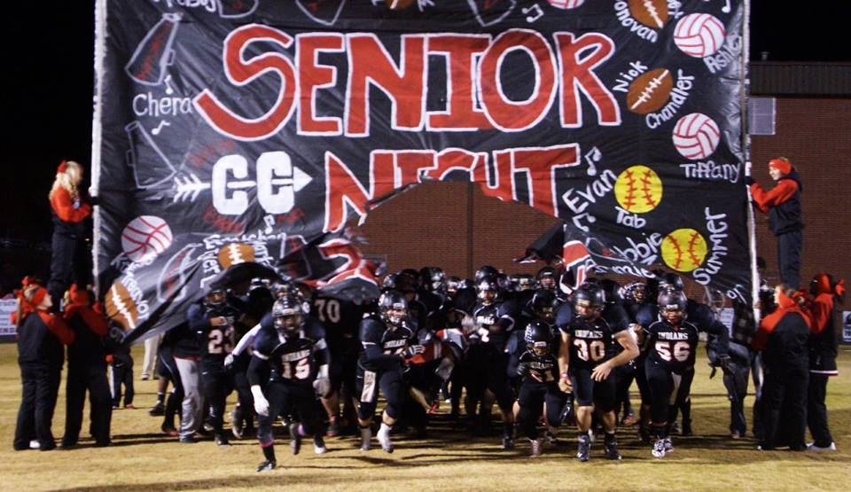 Chattooga High School - Boys Varsity Football