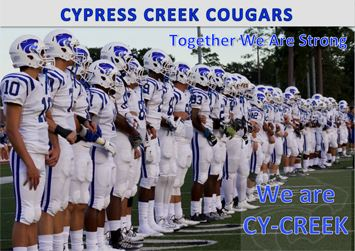 Cypress Creek High School - Varsity Football