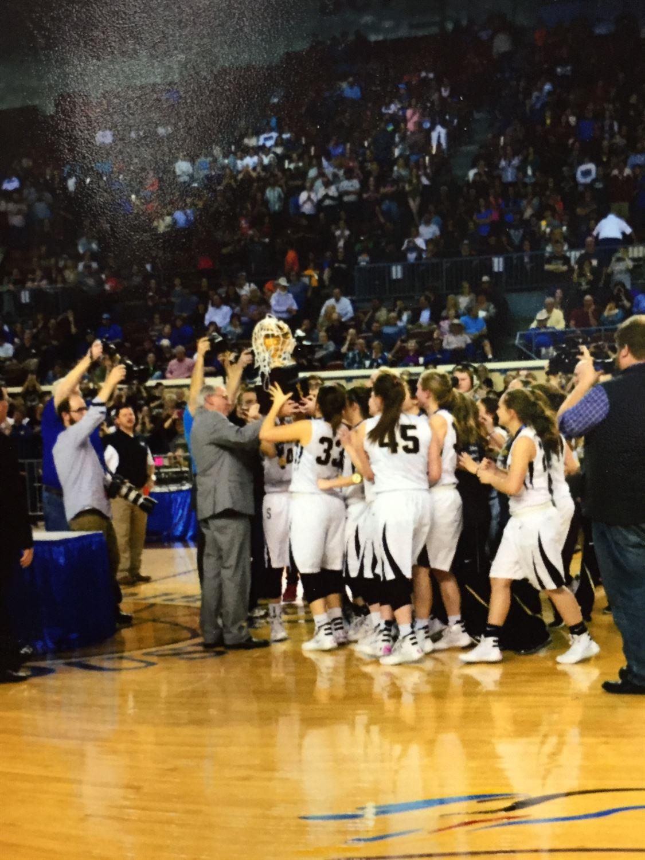 Seiling High School - Girls' Varsity Basketball