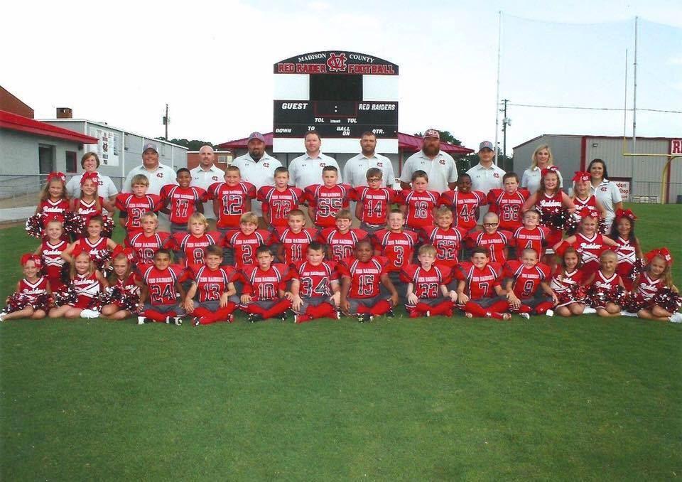 MCYA Red Raiders - NGYFA - MCYA 9U Red Raiders