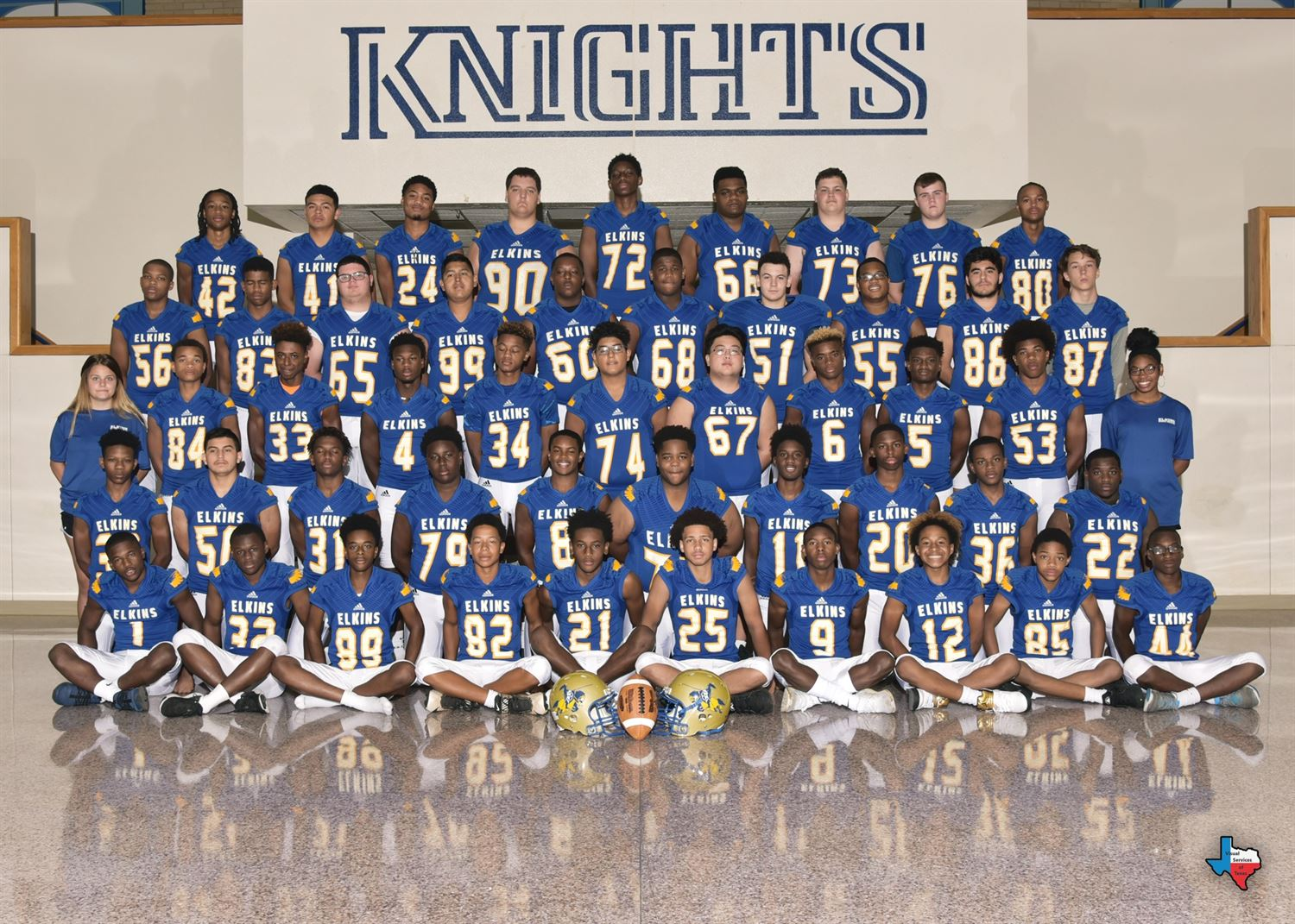 Elkins High School - Elkins JV Football